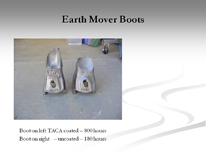 Earth Mover Boots
