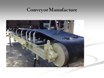 Conveyor Manufacture