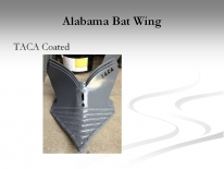 Alabama Bat Wing