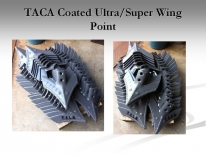 TACA Coated Ultra/Super Wing Point