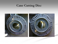 Cane Cutting Disc