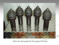 Picks for Mastenbroek Trenchers in Lybia