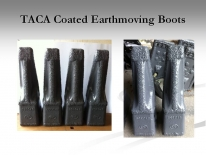 TACA Coated Earthmoving Boots